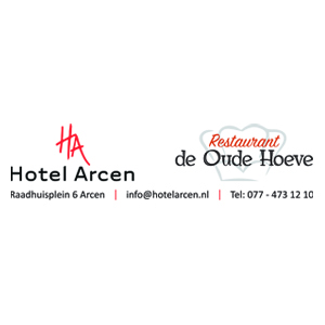 hotel arcen restaurant de oude hoeve